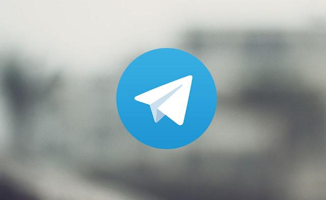 Telegram Boleh Tukar Warna Tema
