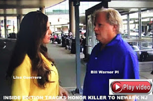 VIDEO: Inside Edition & P I Bill Warner Track Killer Yaser Said to Shrub Oak NY