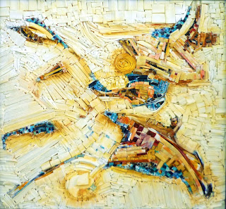 Mosaico Gladys Calzadilla