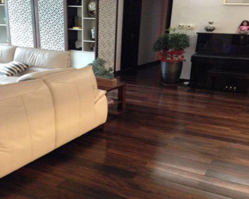Sàn gỗ chiu liu bền