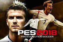 Pro Evolution Soccer (PES) 2018 Android V.2.0.0 Untuk Kitkat Apk Mod