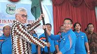 Feri dan Nggempo Dikukuhkan Jadi Ketua Pordasi Kota-Kabupaten Bima