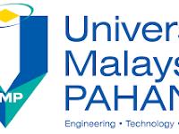 JAWATAN KOSONG TERKINI UNIVERSITI MALAYSIA PAHANG TARIKH TUTUP 13 MEI 2016