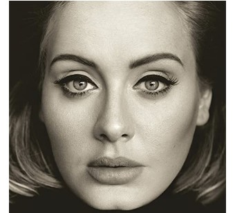 Music - Adele's 25 - MP3 Album Download