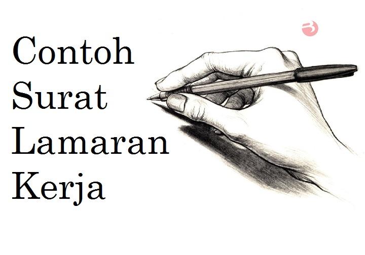 2 Contoh Surat Lamaran Kerja Sesuai Kaidah Bahasa Indonesia Yang