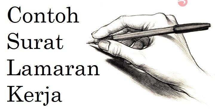2 Contoh Surat Lamaran Kerja Sesuai Kaidah Bahasa Indonesia Yang Baik Dan Benar 2020 Blogotech