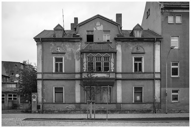 Zeitz Schützenstraße 27 Wohnhaus