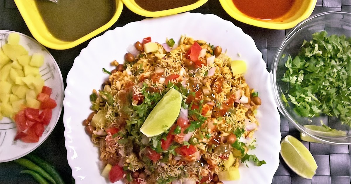 how to make bhel puri at home in tamil