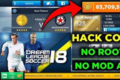 Download Dream league soccer 2019 mod apk + OBB Unlimited Money Versi Terbaru