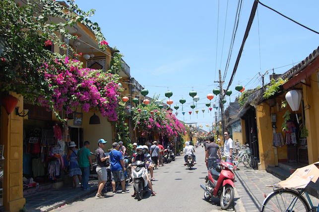 A Postcard from Hoi An