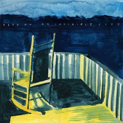 """Maps Of - New York collaboration on """"Maps Of The Invisible City"""" art rock from alt folk footings"""