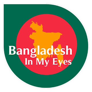 Bangladesh In My Eyes Logo