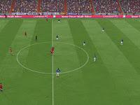 PES 2017 Super Mod untuk PTE Stadium V2