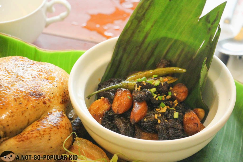 Aguinaldo Twice-Cooked Adobo of Dekada Restaurant