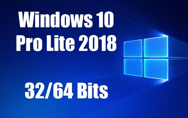Resultado de imagen para windows 10 lite 2018