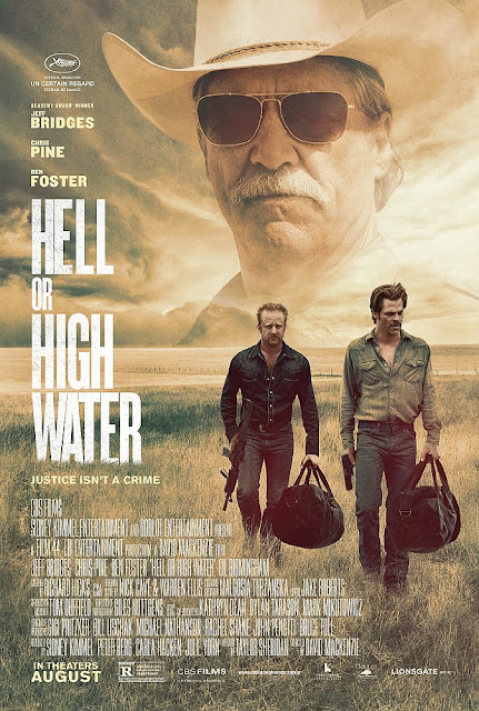 Sinopsis Film Hell or High Water (2016) - Chris Pine, Ben Foster