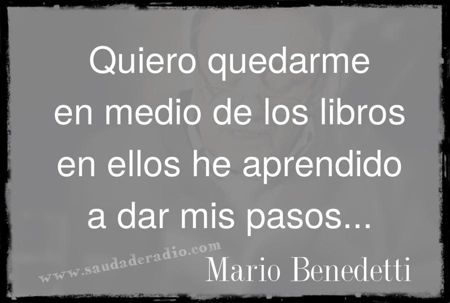Libros Mario Benedetti