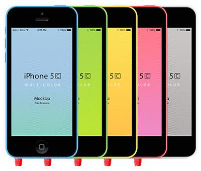 iPhone5cに「フタホンジャック」