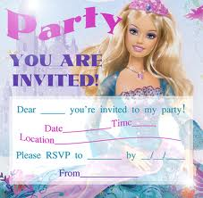 birthday invitations free printable