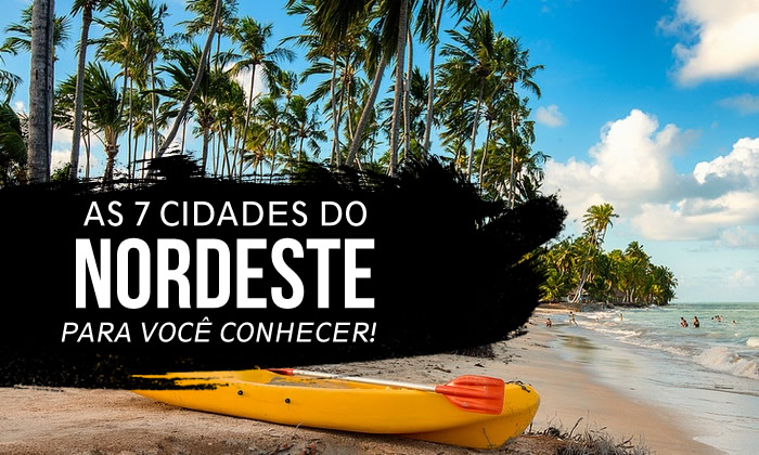 As praias do Nordeste
