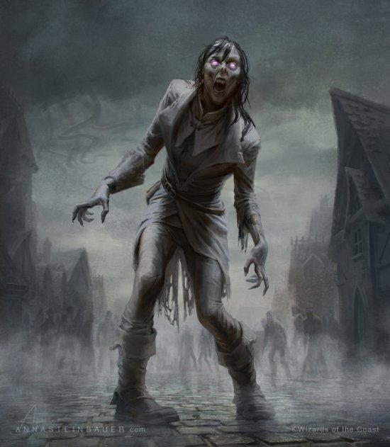 Anna Steinbauer deviantart artstation ilustrações fantasia terror games