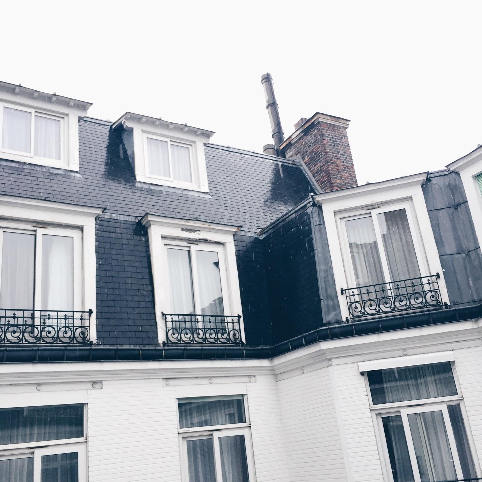 PARIS FASHION WEEK | HOTEL ASTRA OPERA