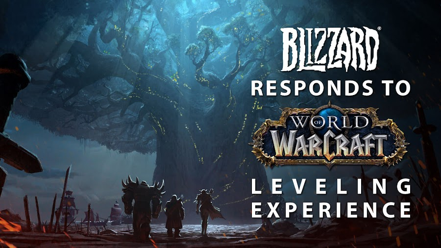 world of warcraft levels blizzard