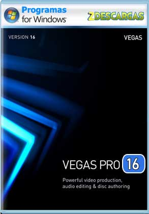 VEGAS Pro 16.0.0.361 (x64) 2019 [Full] Español [MEGA]