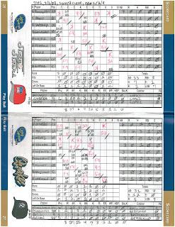 66ers vs. Quakes, 07-03-08