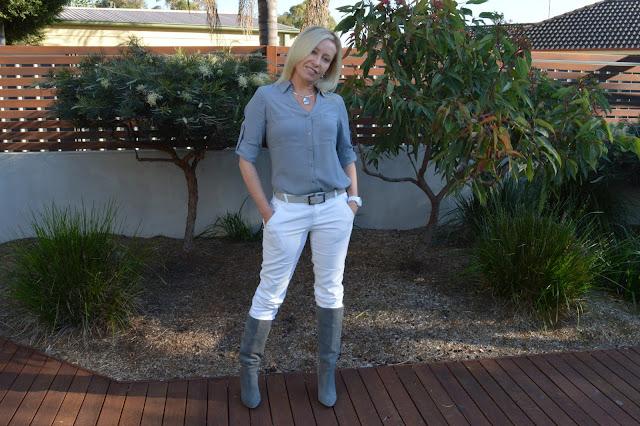 Sydney Fashion Hunter #42 - Glam Grey