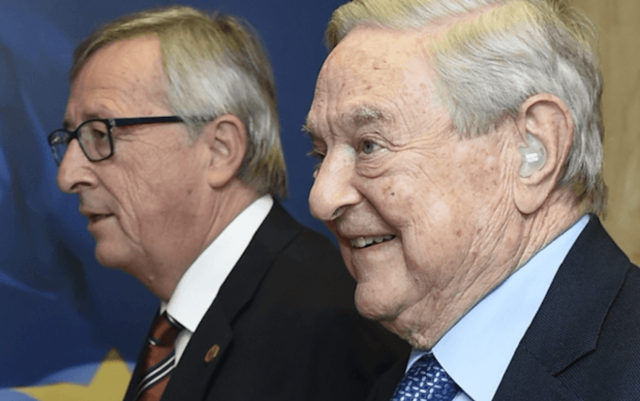 Soros Calls on EU to Regulate Social Media to Fight