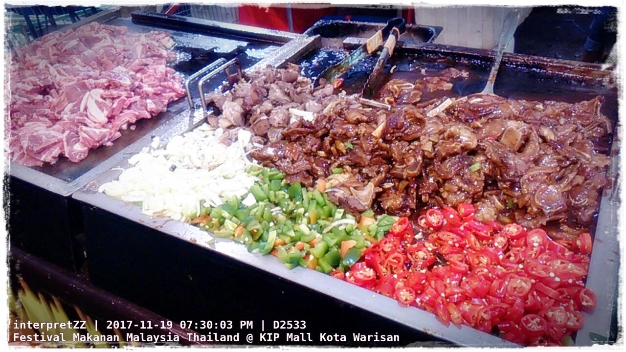 Pesta Makanan Thailand Malaysia Di Kip Mall Kota Warisan
