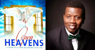 OPEN HEAVENS DEVOTIONAL