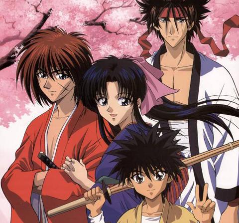 Fillers de Samurai X