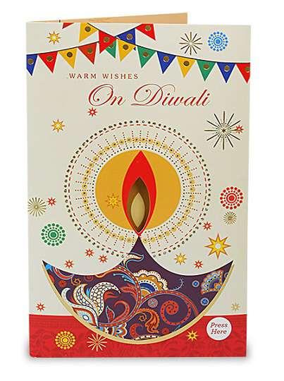 25 best colorful diwali greeting card designs with quotes messages diwali greeting cards images 2018 m4hsunfo