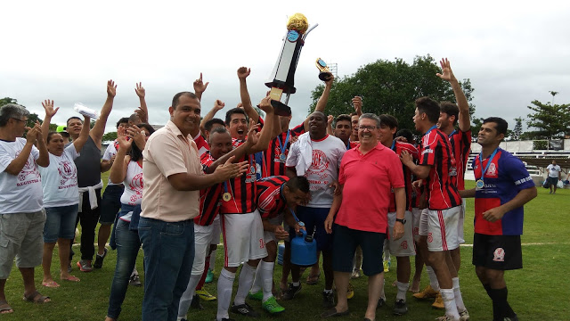 Municipal de Futebol da 1ª Divisão de Registro-SP começa neste domingo, 5/03