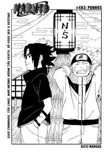 Naruto Mangá 486 – (Leitura Online)