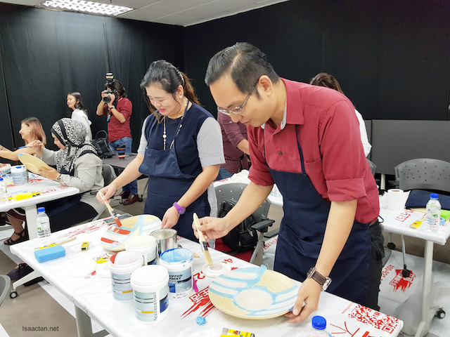 Nippon Paint's Sayangi Malaysiaku Create It Yourself (CIY) Workshop