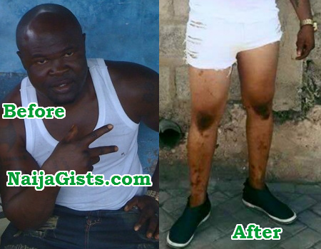 bukom banku before after photos