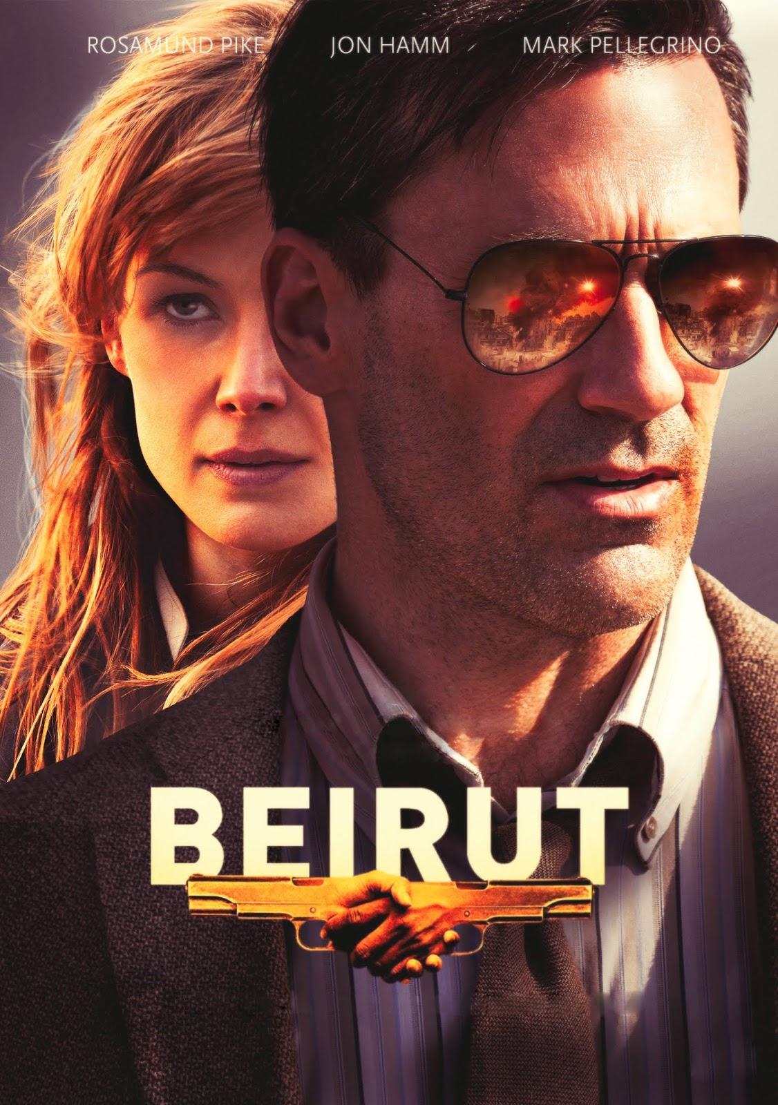 Beirut [2018] [DVDR] [NTSC] [Latino]