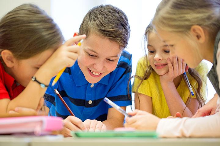 Kebiasaan Belajar Anak yang Baik Membantu Anak Sukses di Sekolah
