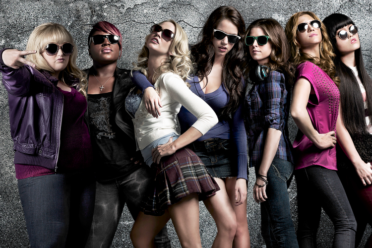 Pitch Perfect lacks girl power