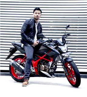 All New Honda CB150R Raptor Black (Special Edition)