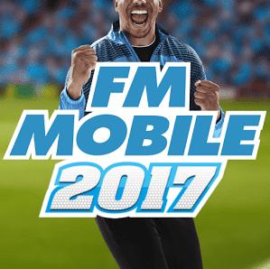Football Manager Mobile 2017 v8.1 APK+Data Terbaru