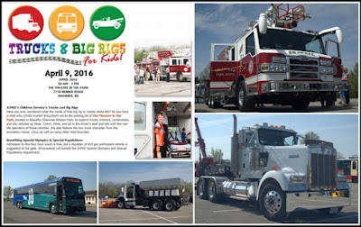Truck and Big Rigs for Kids 2016