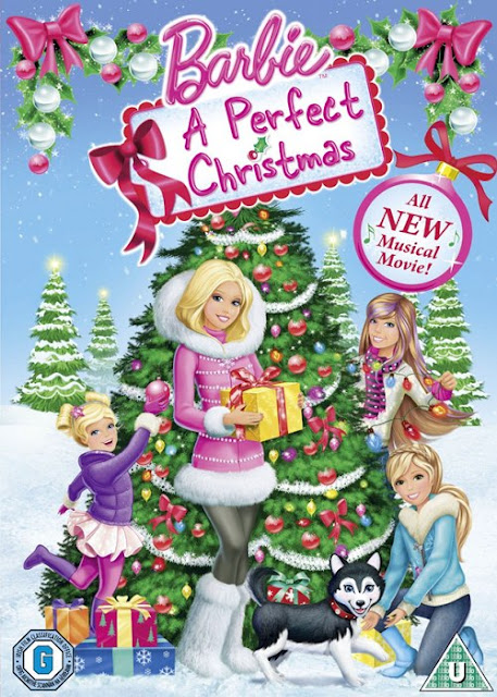 Barbie: A Perfect Christmas 2011 Full Movie Watch Online