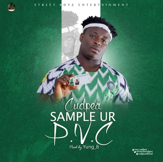 [WL Music] CUDPEA – Sample Ur PVC (Election Advice)