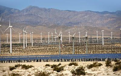Els projectes híbrids d'eòlica, solar i emmagatzematge guanyen adeptes