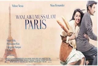 Wa'alaikumussalam Paris (2016)