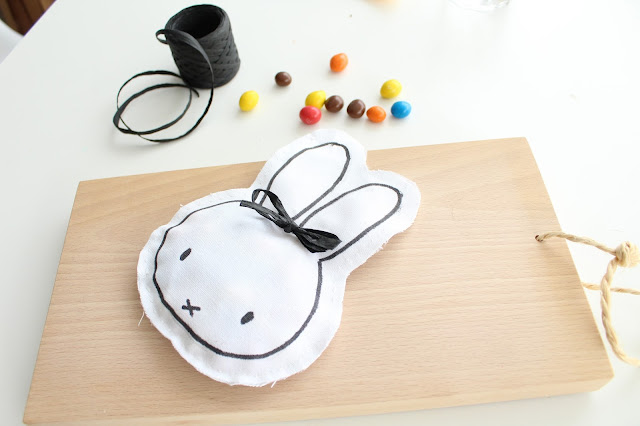 DIY pack Miffy con golosinas